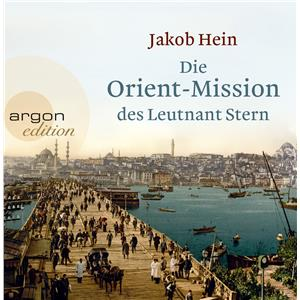 Hörbuch Cover: Die Orient-Mission des Leutnant Stern