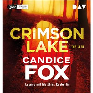 Hörbuch Cover: Crimson Lake