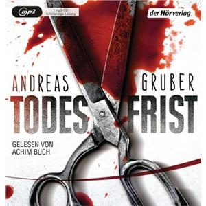 Hörbuch Cover: Todesfrist