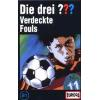 H�rbuch Cover: Verdeckte Fouls