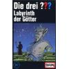 H�rbuch Cover: Labyrinth der G�tter