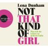 H�rbuch Cover: Not That Kind of Girl