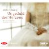 H�rbuch Cover: Ungeduld des Herzens