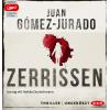 H�rbuch Cover: Zerrissen