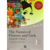 H�rbuch Cover: The Names of Flowers and Girls