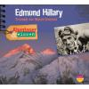 H�rbuch Cover: Edmund Hillary, Triumph am Mount Everest