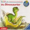 H�rbuch Cover: Die Dinosaurier
