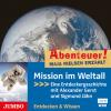 H�rbuch Cover: Mission im Weltall