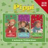 H�rbuch Cover: Pippi Langstrumpf H�rspielbox