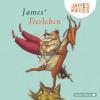 H�rbuch Cover: James' Tierleben