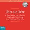 H�rbuch Cover: �ber die Liebe