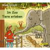 Hörbuch Cover: Im Zoo Tiere erleben