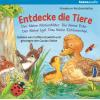 H�rbuch Cover: Entdecke die Tiere