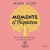 H�rbuch Cover: Moments of Happiness