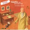 H�rbuch Cover: Goethe und des Pudels Kern