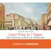 H�rbuch Cover: Ganz Wien in 7 Tagen