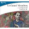 H�rbuch Cover: LE GRAND MEAULNES