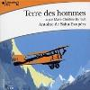 H�rbuch Cover: TERRE DES HOMMES