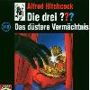 H�rbuch Cover: Das d�stere Verm�chtnis