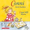 H�rbuch Cover: Conni lernt backen / Conni hilft Mama
