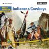H�rbuch Cover: Indianer und Cowboys
