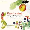 H�rbuch Cover: Pure Landlust