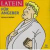 H�rbuch Cover: Latein f�r Angeber