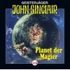 Hörbuch Cover: Planet der Magier