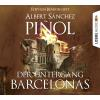 H�rbuch Cover: Der Untergang Barcelonas