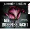 H�rbuch Cover: Mit Rosen bedacht