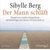 H�rbuch Cover: Der Mann schl�ft