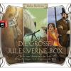 H�rbuch Cover: Die gro�e Jules-Verne-Box