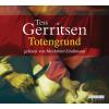 H�rbuch Cover: Totengrund