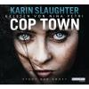 H�rbuch Cover: Cop Town. Stadt der Angst