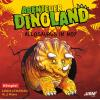 H�rbuch Cover: Allosaurus in Not