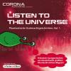 H�rbuch Cover: Listen to the Universe 1