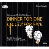 H�rbuch Cover: Dinner for One - Killer for Five