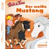 H�rbuch Cover: Bibi & Tina H�rbuch - Der wei�e Mustang (Download)