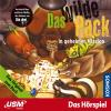 Hörbuch Cover: Das wilde Pack 07: Das wilde Pack in geheimer Mission (Download)