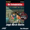 Hörbuch Cover: Die Baadingoo Feriendetektive 10 - Jagd durch Berlin (Download)