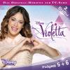 H�rbuch Cover: Violetta - Staffel 2: Folge 5 + 6 (Download)