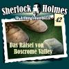 H�rbuch Cover: Sherlock Holmes - Die Originale, Fall 42: Das R�tsel von Boscrome Valley (Download)