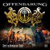 H�rbuch Cover: Offenbarung 23, Folge 64: Der schwarze Tod (Download)