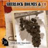 H�rbuch Cover: Sherlock Holmes & Co, Folge 23: T�dliche Trauben (Download)