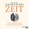 H�rbuch Cover: Zeit (Download)