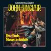 Hörbuch Cover: John Sinclair, Folge 32: Doktor Tods Monsterhöhle (Download)