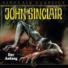 Hörbuch Cover: John Sinclair Classics, Folge 1: Der Anfang (Download)