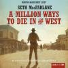 H�rbuch Cover: A Million Ways to Die in the West  (Download)