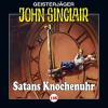 H�rbuch Cover: John Sinclair, Folge 108: Satans Knochenuhr (Download)
