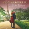 H�rbuch Cover: Menu d'amour (Download)